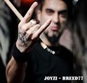 Joyzi of Breed 77 plays Gig Grips